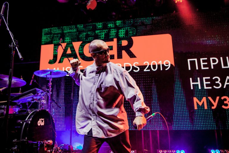 Выступление Youra на Jager Music Awards 2019