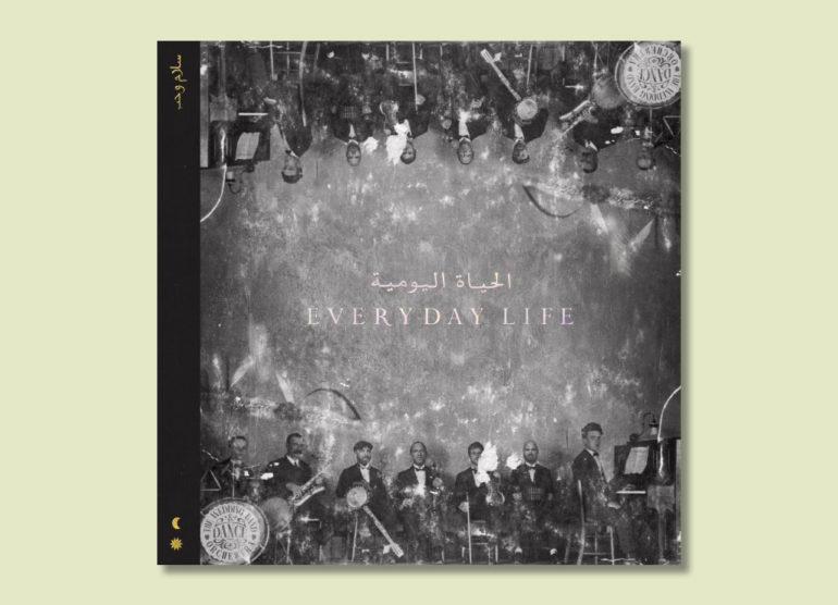Восьмой альбом группы Coldplay