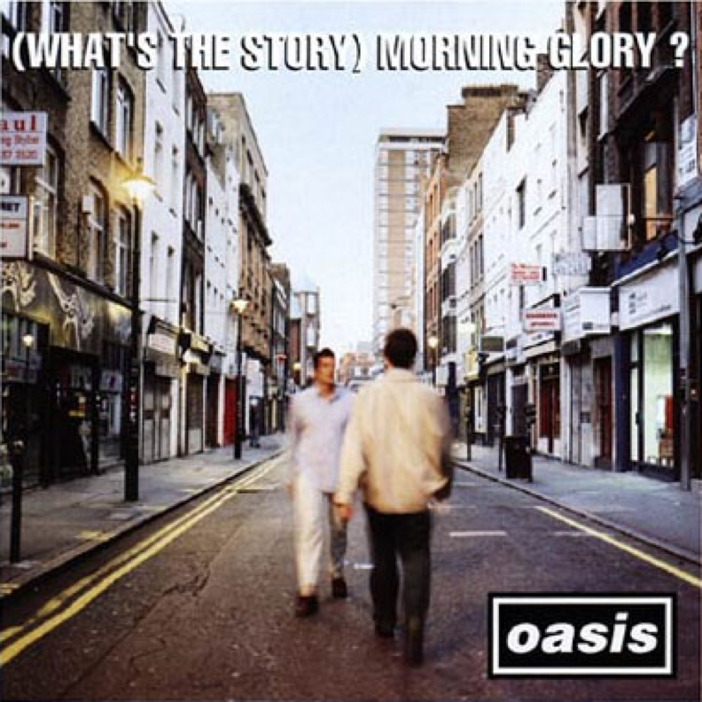 Обложка альбома Oasis - What's The Story (Morning Glory)
