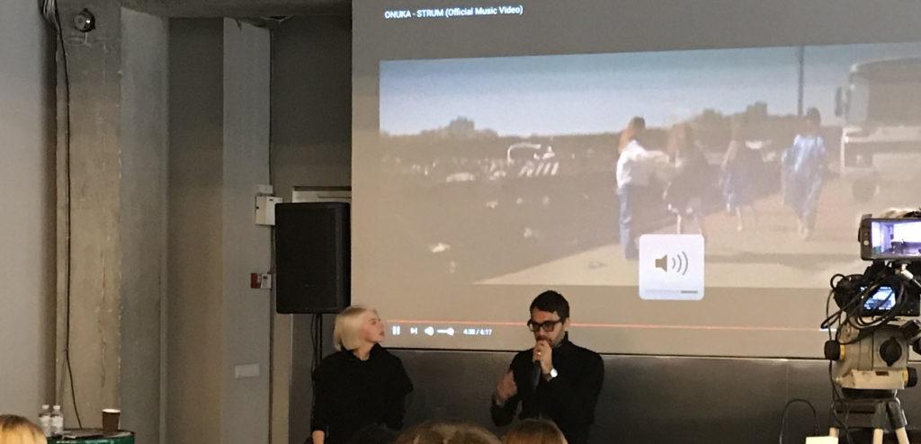 Встреча студентов КАМА с Onuka и Евгением Филатовым, 29 октября 2019 г.
