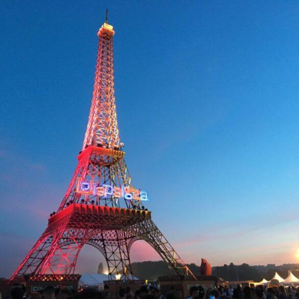 Лоллапалуза в Париже