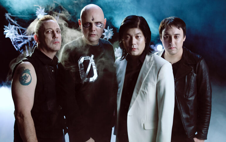 Smashing Pumpkins анонсировали релиз альбома