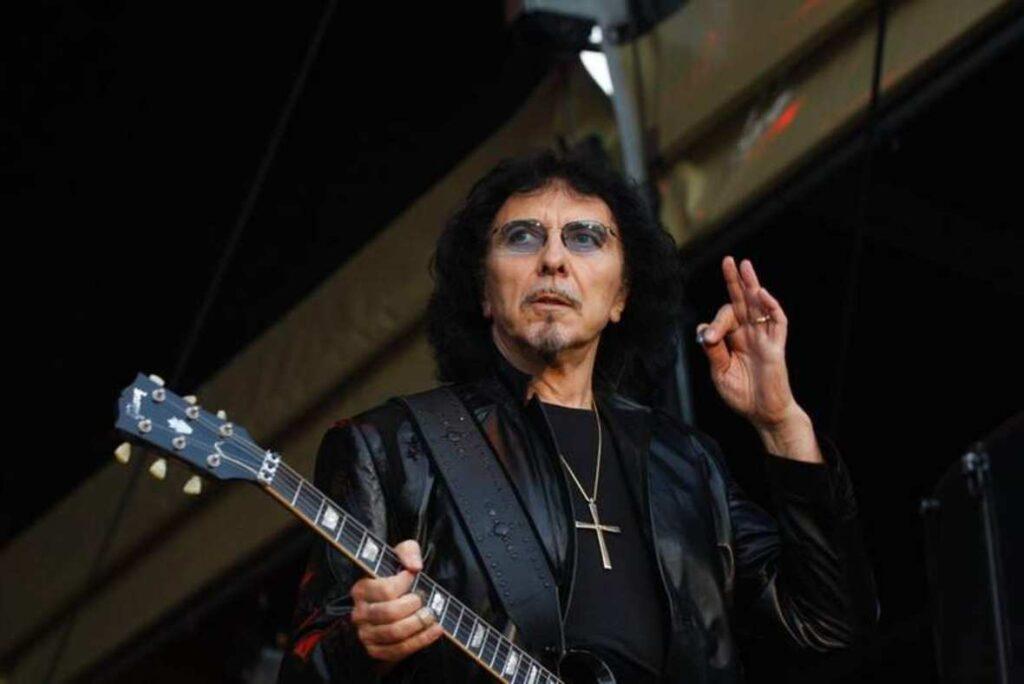 Тони Айомми. Истории рок-звёзд