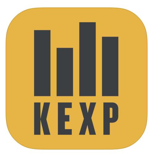 Логотип KEXP